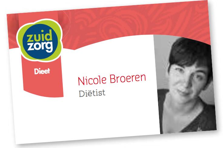 Nicole kaartje